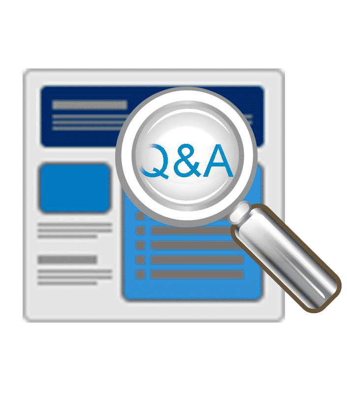 Question & Answer Content