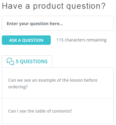 product-questions-answers